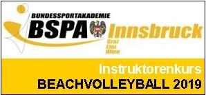 Instruktorenkurs Beachvolleyball 2019